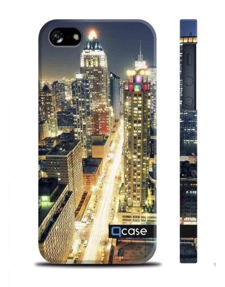 Kryt pro iPhone SE/5s/5 - Night city