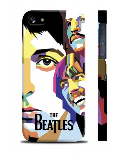 Kryt pro iPhone SE/5s/5 - Beatles