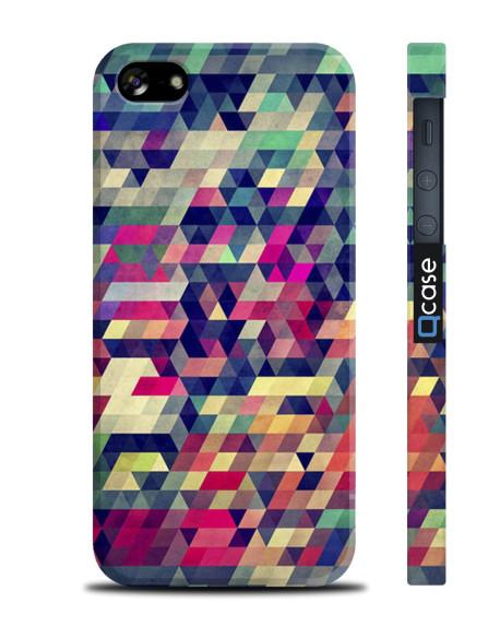 Kryt pro iPhone SE/5s/5 - Puzzle