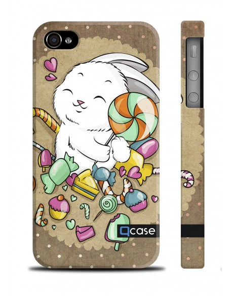 Kryt pro iPhone 4s/4 - Candy