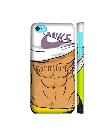 Kryt pro iPhone 5c - Nike Man