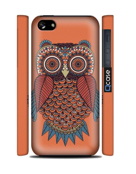 Kryt pro iPhone 5c - Owl