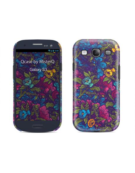 Kryt pro Galaxy S3 - Flowers