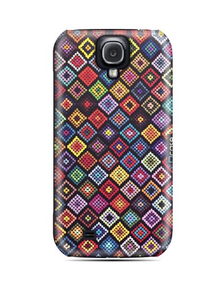 Kryt pro Galaxy S4 - Pattern