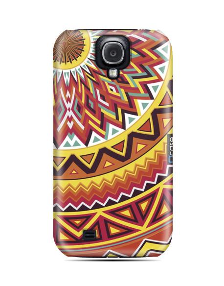 Kryt pro Galaxy S4 - Aztec
