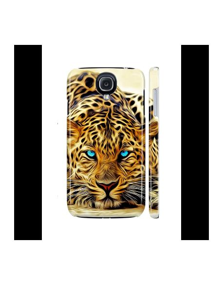 Kryt pro Galaxy S4 - Leopard