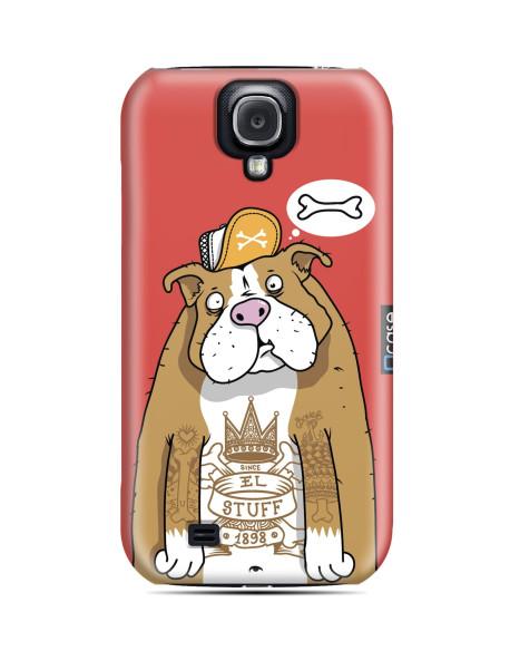 Kryt pro Galaxy S4 - Dog