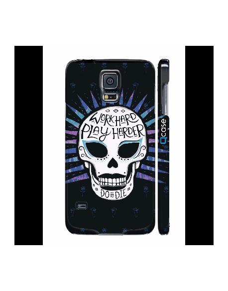 Kryt pro Galaxy S5 - Skull