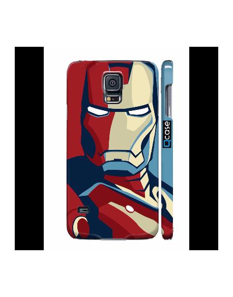 Kryt pro Galaxy S5 - Iron Man