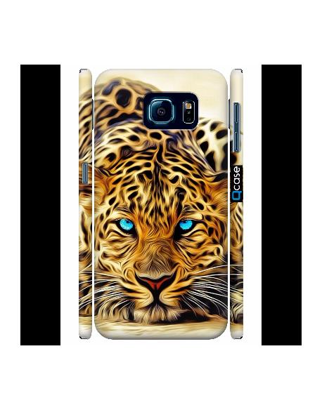 Kryt pro Galaxy S6 - Leopard
