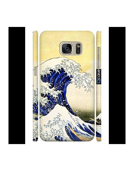Kryt pro Galaxy S7 - Wave