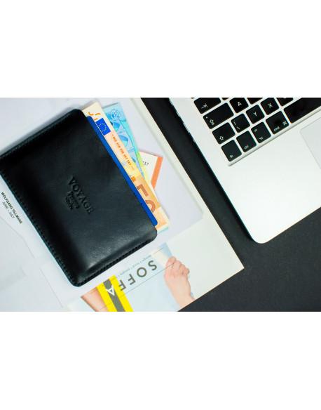 Cestovní peněženka // LAND (Black)