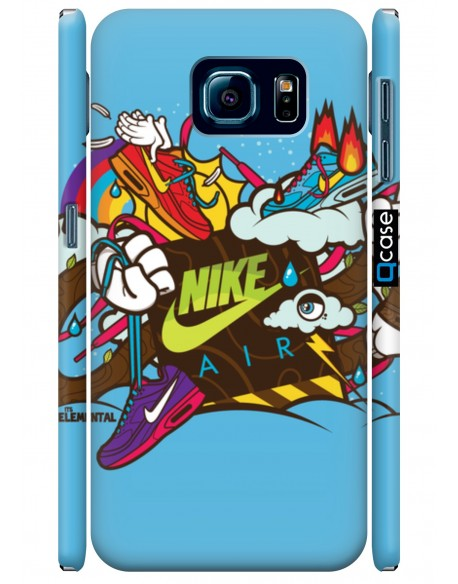 Kryt pro Galaxy S6 - Nike Air