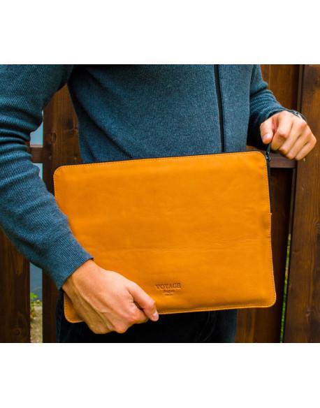 Taška na MacBook 13 // SAFE (Brown)