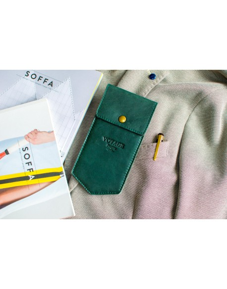 Penál na tužky // DRAFT (Green)