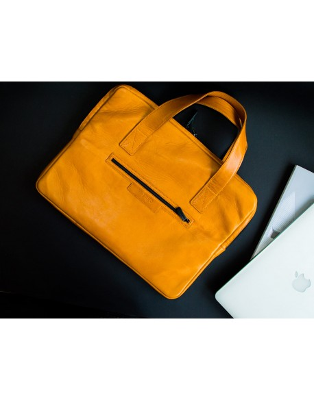 Taška na MacBook // HARBOR (Brown)