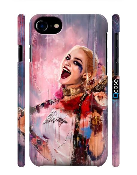 Kryt pro iPhone 8 & 7 - Harley Quinn