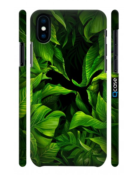 Kryt pro iPhone X - Leaves