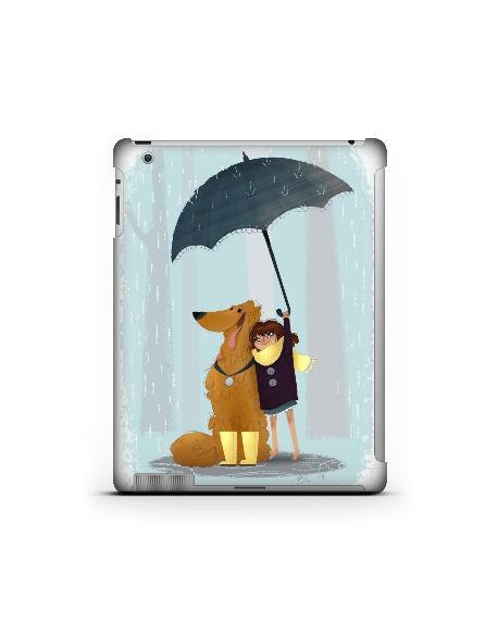 Kryt pro iPad 4 // Friends