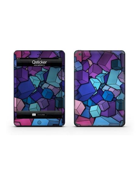 Samolepka pro iPad mini 3 - Cubes