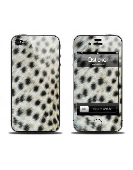 Samolepka pro iPhone 4/4S - Hyenas