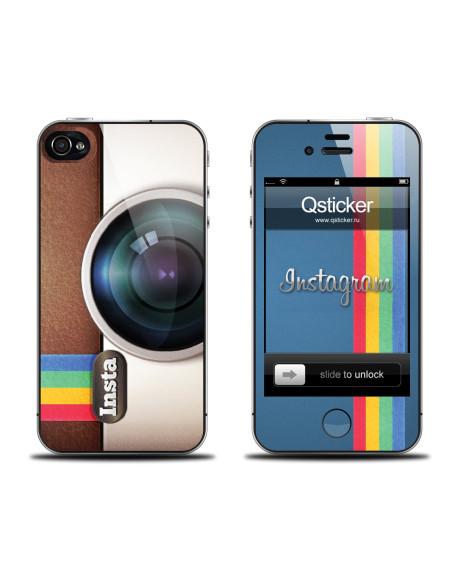 Samolepka pro iPhone 4/4S - Instagram