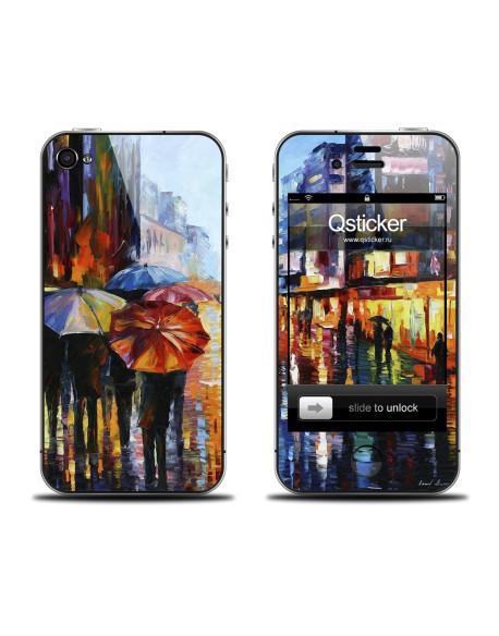 Samolepka pro iPhone 4/4S - Autumn