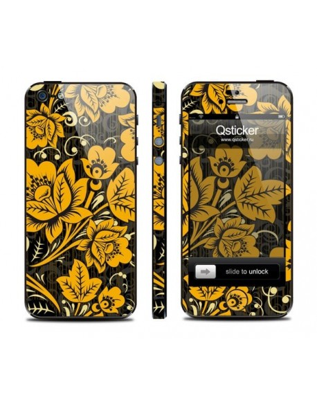 Samolepka pro iPhone SE/5s/5 - Hohloma