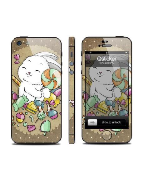 Samolepka pro iPhone SE/5s/5 - Candy