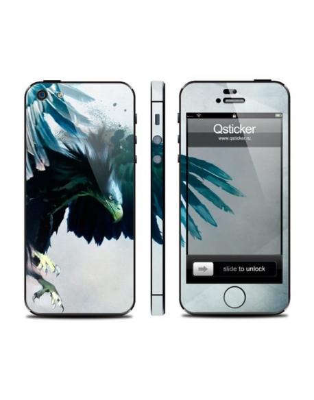 Samolepka pro iPhone SE/5s/5 - Eagle