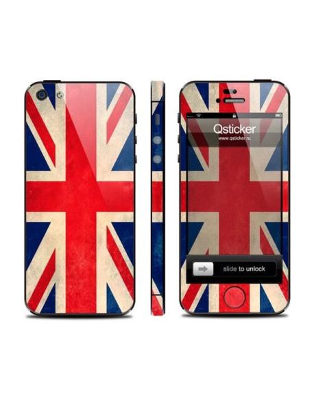 Samolepka pro iPhone SE/5s/5 - Union