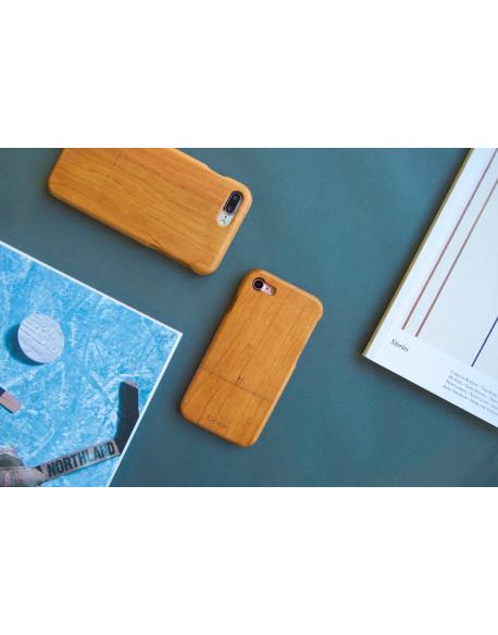 Dřevěný kryt pro iPhone 7 - Cherry