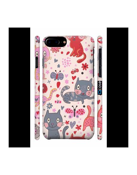 Kryt pro iPhone 8 & 7 - Cats