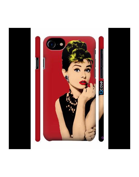 Kryt pro iPhone 8 & 7 - Hepburn
