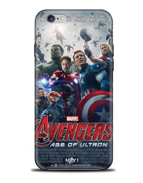 Kryt pro iPhone 6s/6 - Avengers