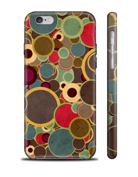 Kryt pro iPhone 6s/6 - Circles