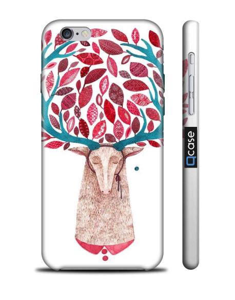 Kryt pro iPhone 6s/6 - Deer