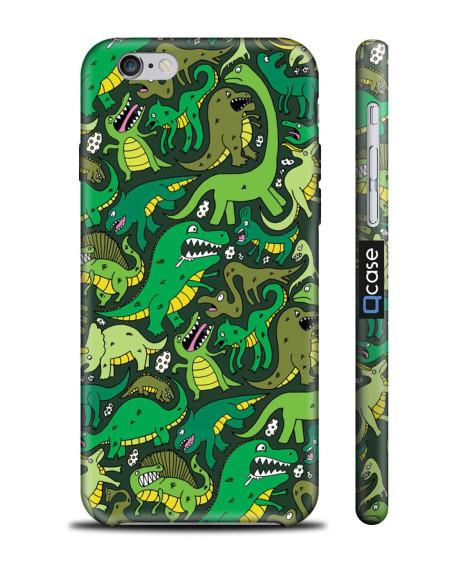 Kryt pro iPhone 6s/6 - Dinosaurus