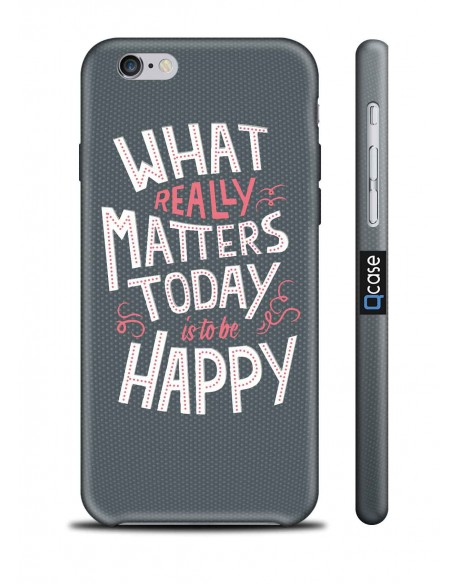Kryt pro iPhone 6s/6 - Happy