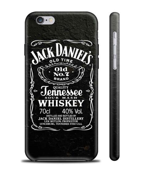 Kryt pro iPhone 6s/6 - Jack Daniels