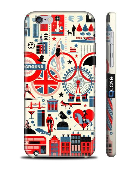 Kryt pro iPhone 6s/6 - London