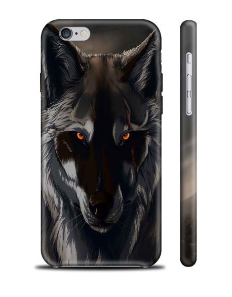 Kryt pro iPhone 6s/6 - Wolf