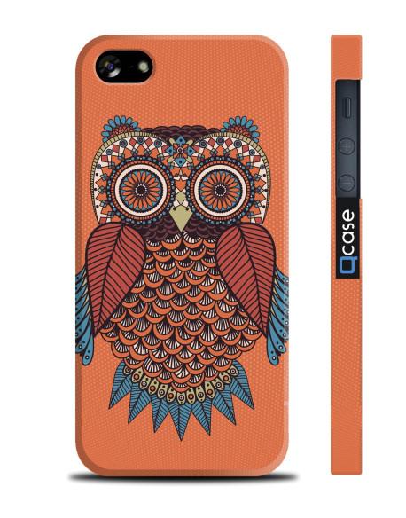 Kryt pro iPhone SE/5s/5 - Owl