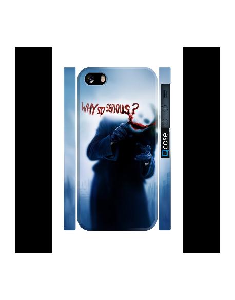 Kryt pro iPhone SE/5s/5 - Joker