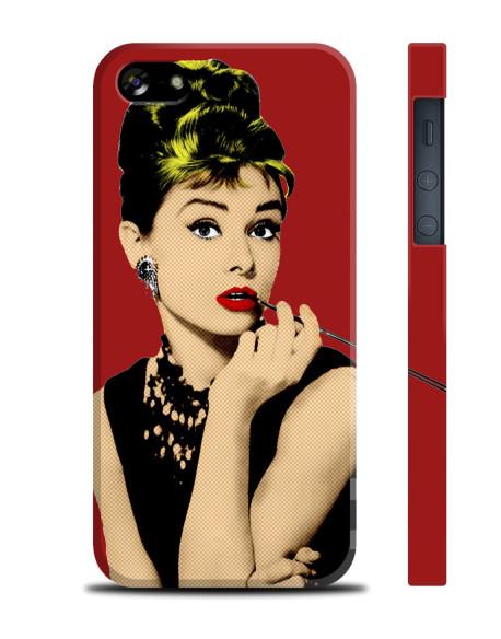 Kryt pro iPhone SE/5s/5 - Hepburn