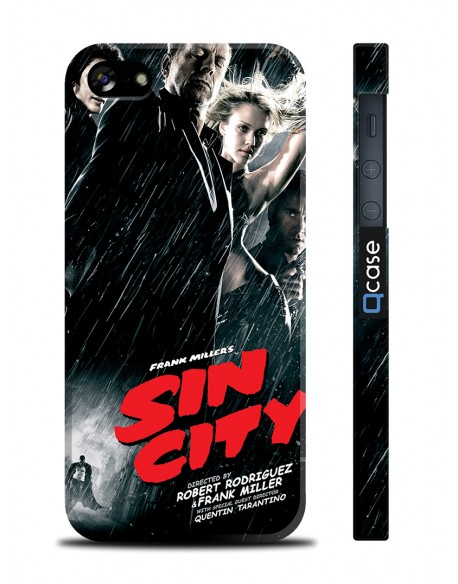 Kryt pro iPhone SE/5s/5 - Sin city
