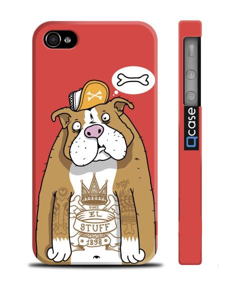 Kryt pro iPhone 4s/4 - Dog