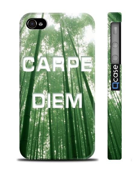 Kryt pro iPhone 4s/4 - Carpe diem