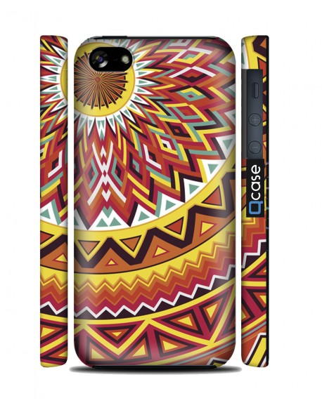 Kryt pro iPhone 5c - Aztec
