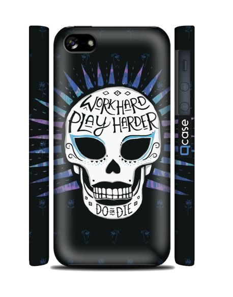 Kryt pro iPhone 5c - Skull